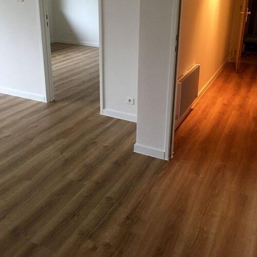 Click-vinyl vloer plaatsen op een bestaande tegelvloer